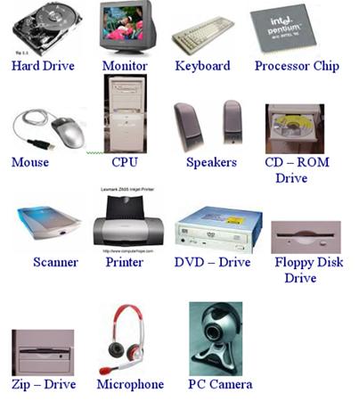 Sistem Komputer Hardware Software Dan Brainware Mila Sukrismas